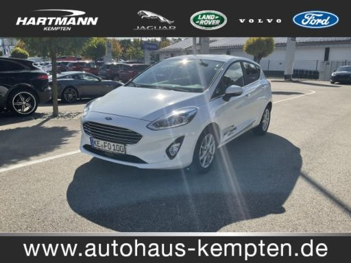 Ford Fiesta 1.0 EcoBoost Hybrid TITANIUM