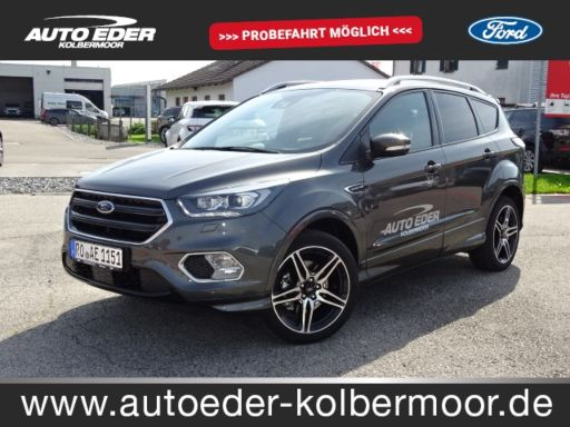 Ford Kuga  1.5 EcoBoost Black Silver 4x4 SS EURO 6d-TEMP