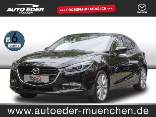 Mazda 3  2.0 SKYACTIV-G 165 BM Sports-Line Navi, Sitzheiz