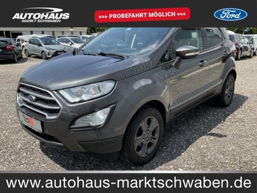 Ford EcoSport  1.0 EcoBoost CoolConnect StartStopp EURO